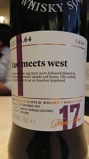 SMWS 46.64 - East meets west