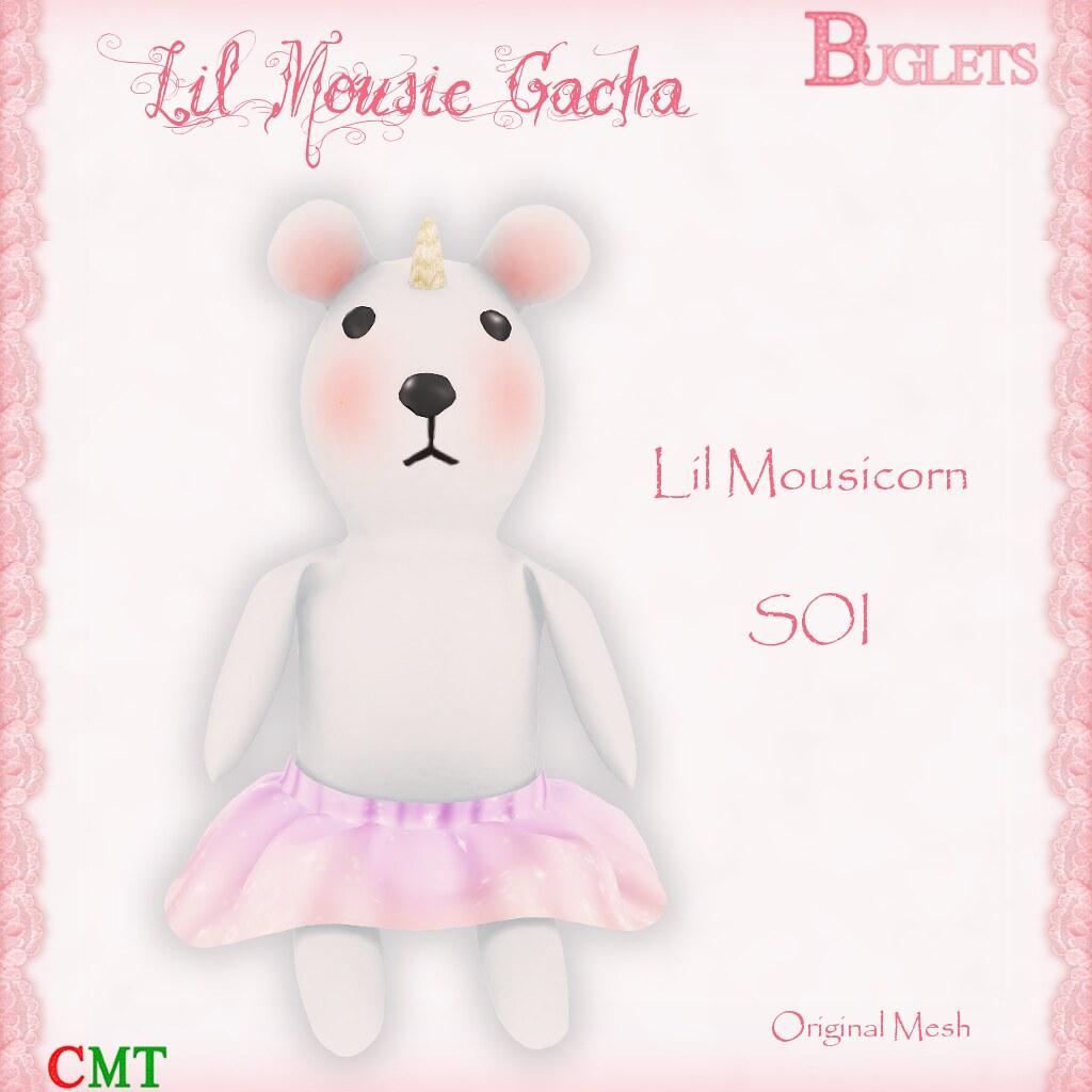 Lil Mousie Gacha SOI AD - TeleportHub.com Live!