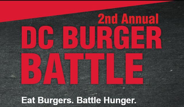 DC Burger Battle