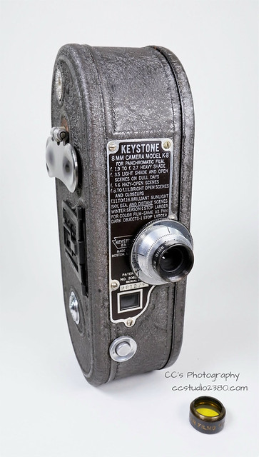 Keystone Model K8 - Made in Boston 1936