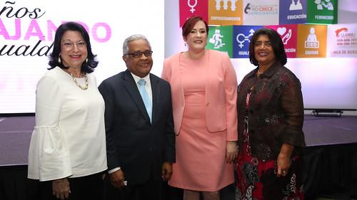 En seis años de Gobierno, mujeres son empoderadas y obtienen importantes conquistas en igualdad de género y garantía derechos