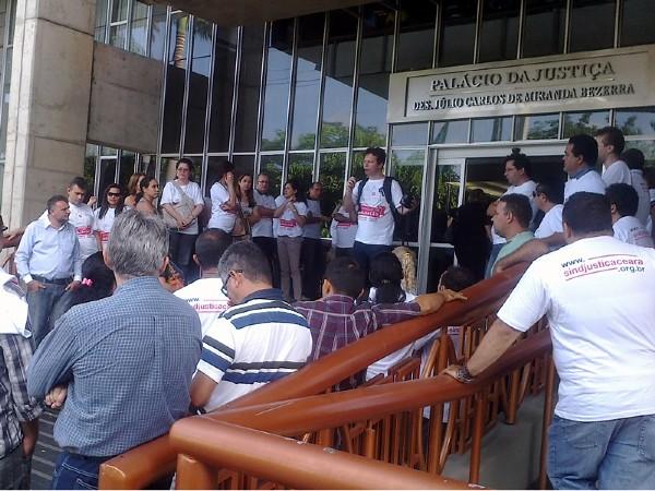 Paralisação em Fortaleza - 02/12/2012