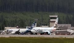 Alaska Airlines Cars Cargo 469