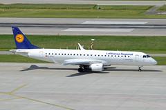 Lufthansa CityLine Embraer ERJ-190-100LR D-AECA Deidesheim