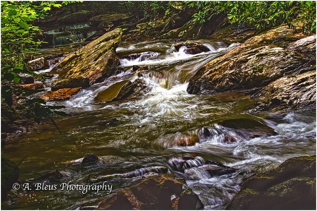 Pearson's Falls, Saluda, North Carolina__93E9857-2