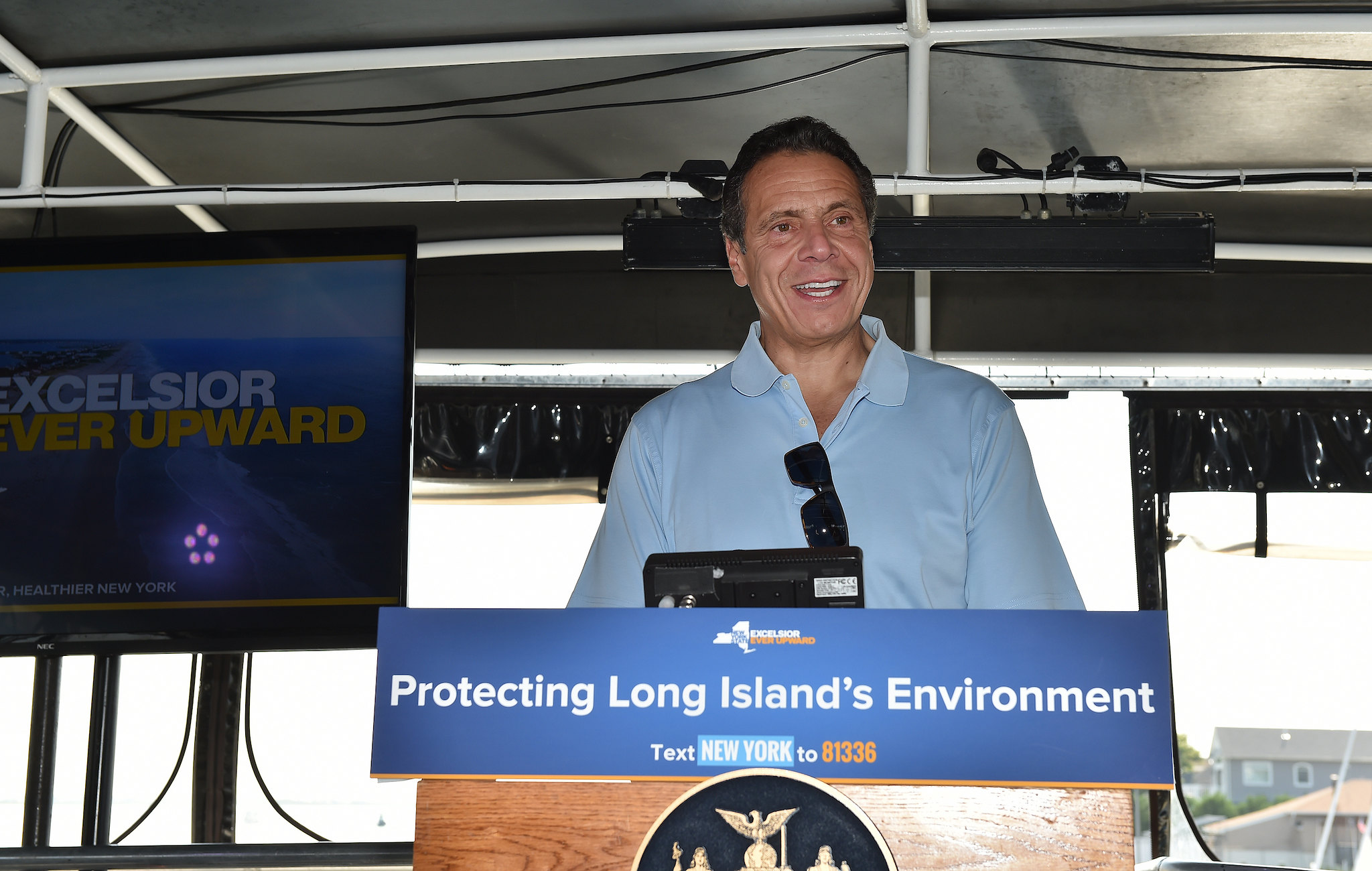 Governor Cuomo Announces New Marine Habitat Created at Hempstead Reef as part of the Largest Artificial Reef Expansion in New York State History