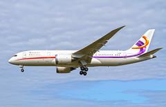 2-DEER Boeing 787-8 Dreamliner Deer Jet