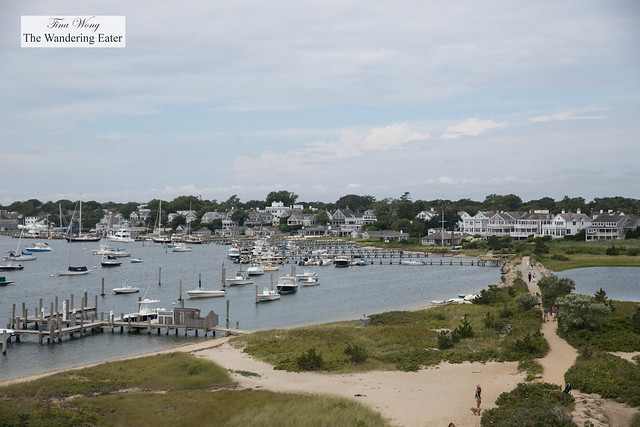 View from Edgartown Lighthouse