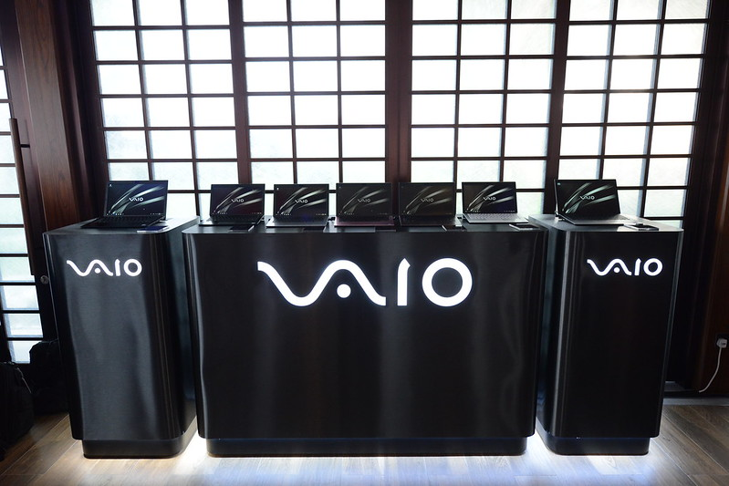VAIO Returns To Singapore With VAIO S Series Laptops