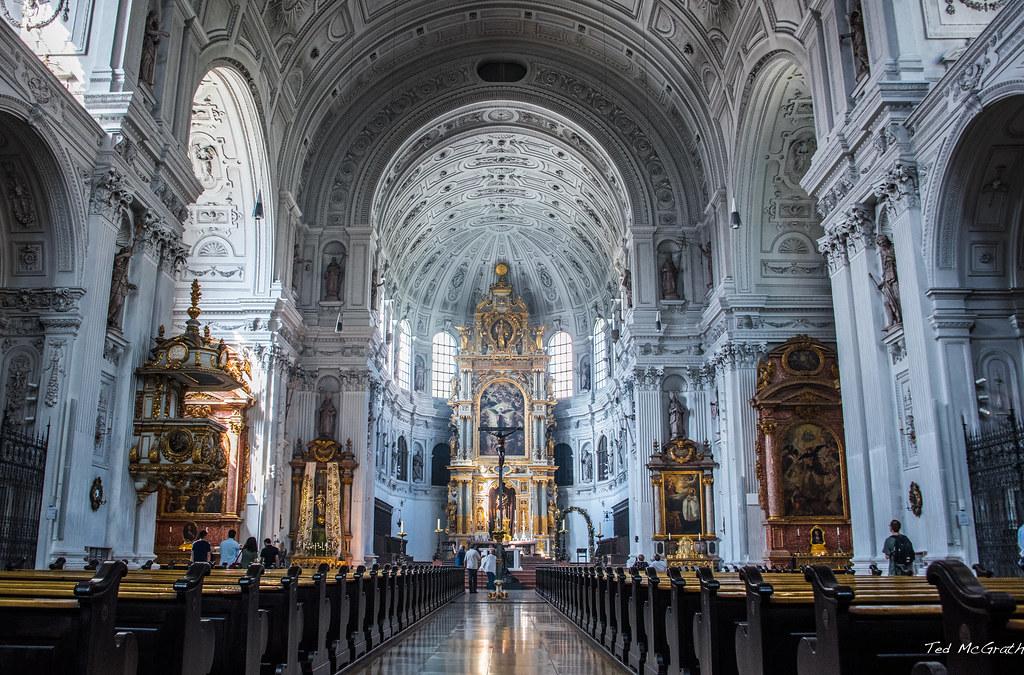 Monaco di Baviera - Michaelskirche