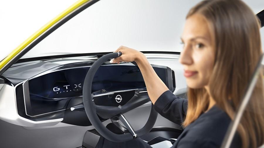 Opel GT X Experimental 3