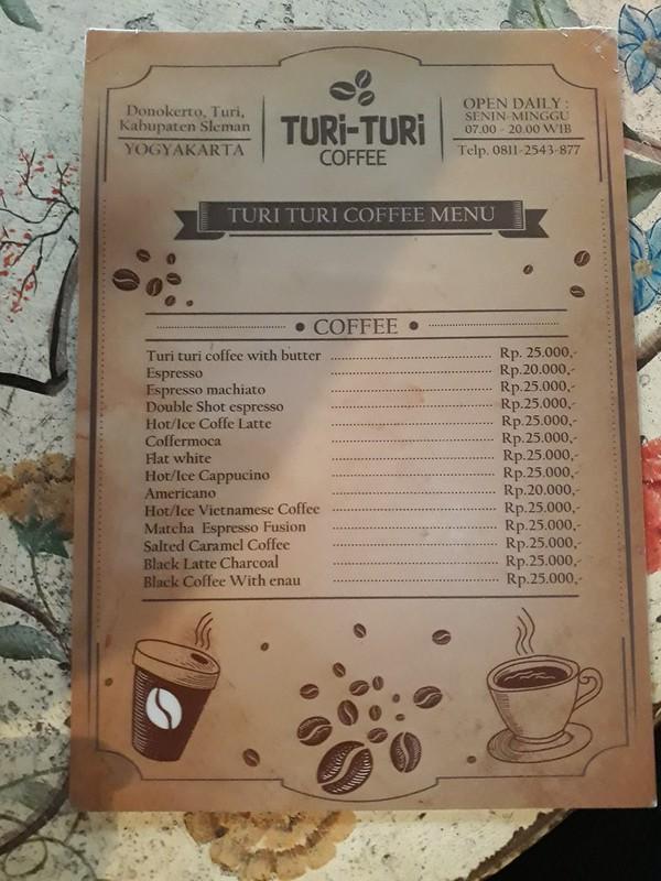 Turi turi coffe