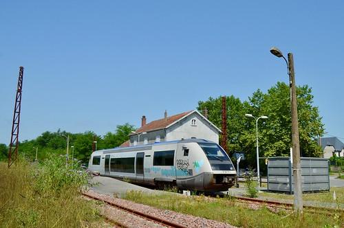 Buzy-en-Béarn - X 73500  - 04/08/18