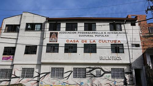 Biblioteca Pública Popular No 2 Medellín, Antioquia PNBP 2018