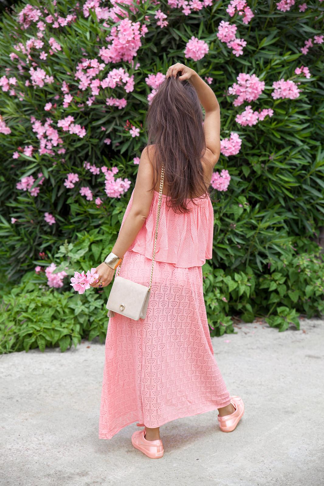 04_combinar_vestido_largo_casual_vestido_largo_coral_theguestgirl_rüga_fashion_brand_boho_style