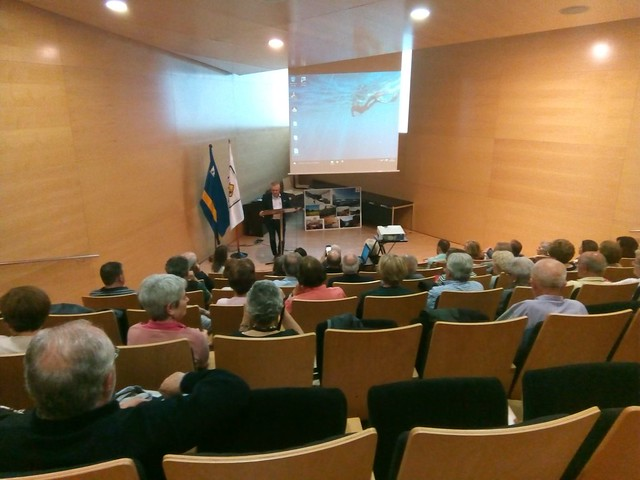 2018-05-11 Inauguració Xè aniversari a Centre Cívic
