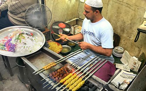 Babu Bhai Kebab Wale