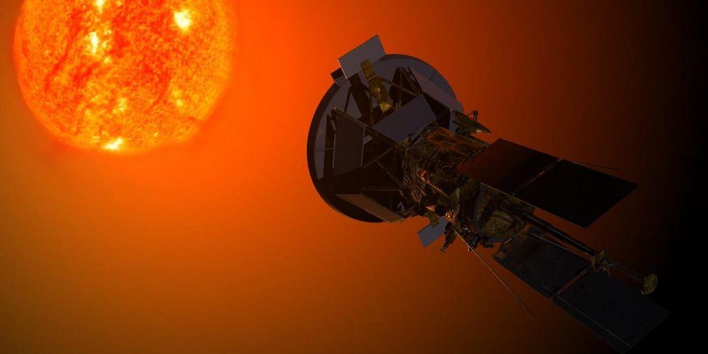 Parker Solar Probe de la NASA a décollé le 12 août