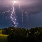 15. Juuli 2018 - 21:02 -  #Lightning, #Eclair, #Orage, #Waouh, #Storm