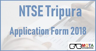 NTSE Tripura Application Form