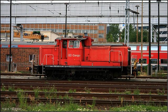 DB Schenker 363 811, Canon EOS 400D DIGITAL, Canon EF 55-200mm f/4.5-5.6 II USM
