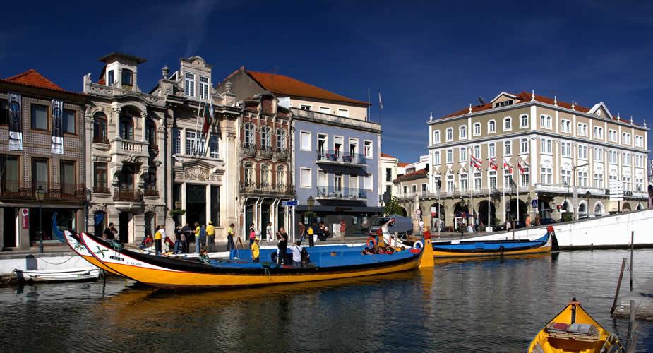 Onbekende stedentrip Portugal: stedentrip Aveiro | Mooistestedentrips.nl