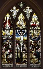 Nativity, Crucifixion, Ascension (Heaton, Butler & Bayne, 1900)