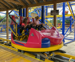 Photo 2 of 5 in the Twister Rollercoaster gallery