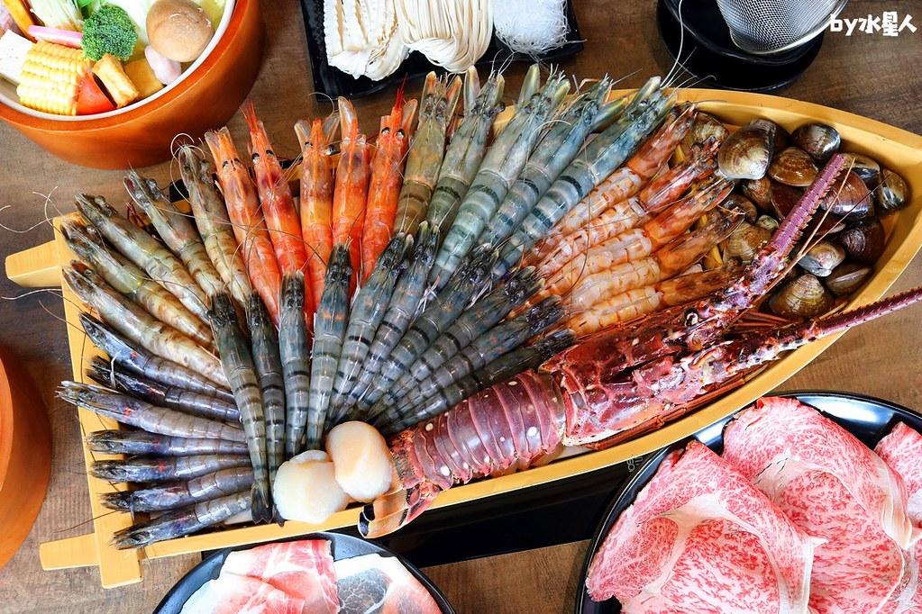 43244334175 5fb1864bea b - 熱血採訪|台北知名火鍋上官木桶鍋來台中,超狂甜蜜痛風鍋,爆量鮮蝦吃到爽