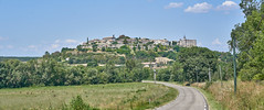 View of Lussan - Photo of Fons-sur-Lussan