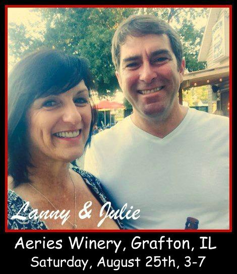 Lanny & Julie 8-25-18