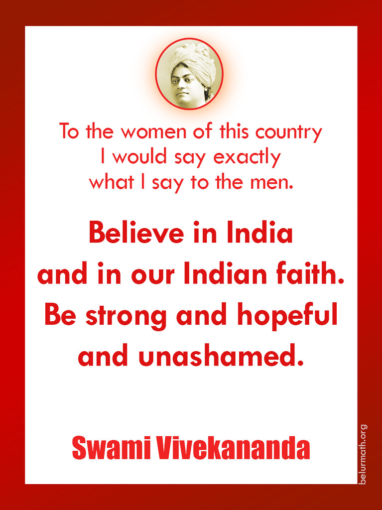 Quotation Swami Vivekananda