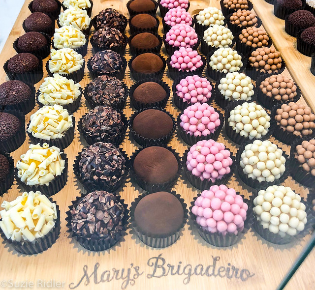 Mary's Brigadeiro Handmade Brazilian Chocolate Soft Launch