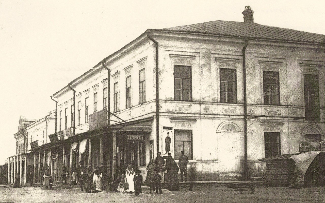 Дом Котковой