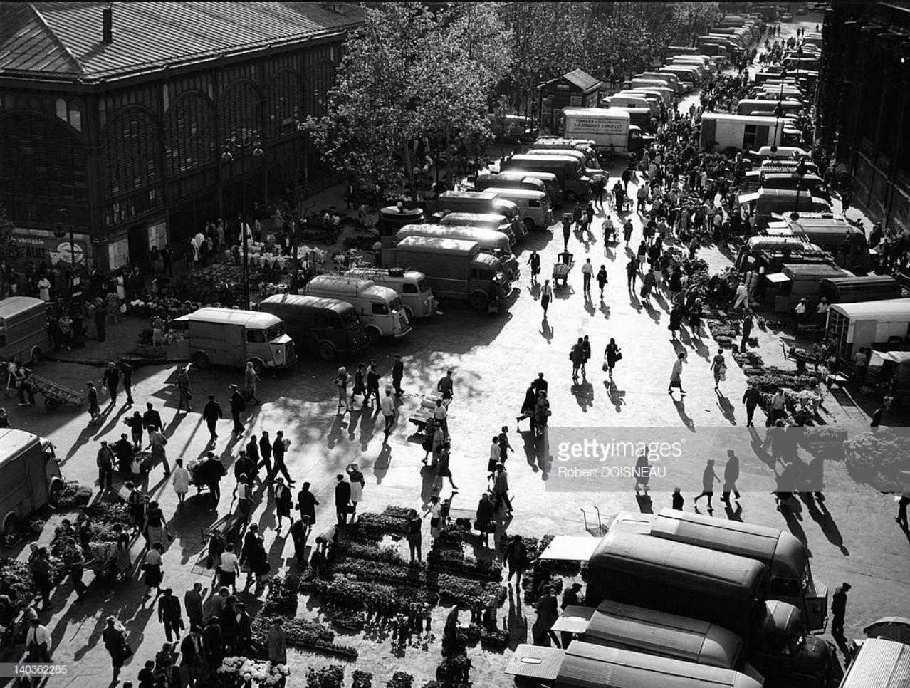 1964. Весенним днем в Ле-Аль