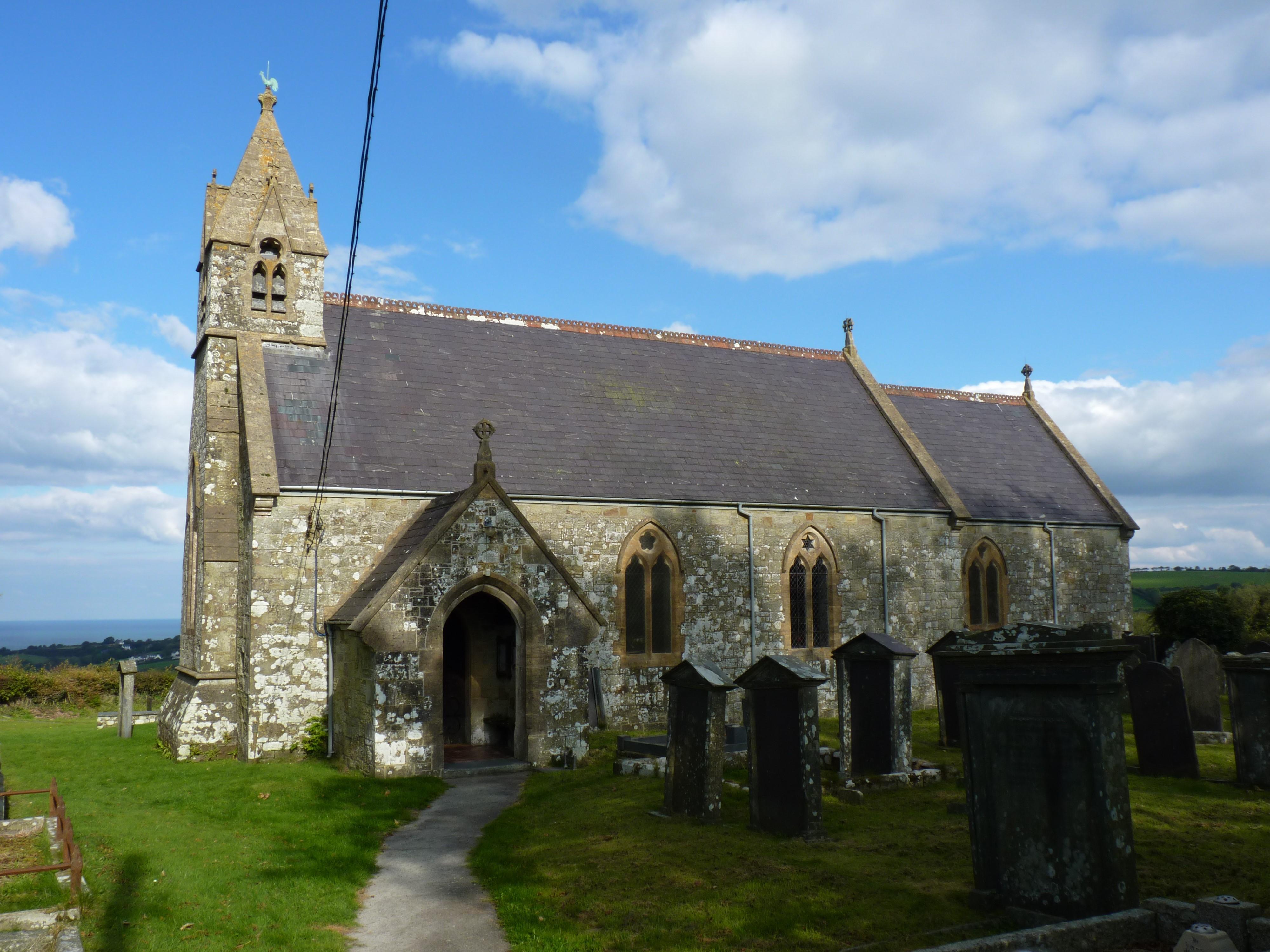 BLAENPORTH, St David External
