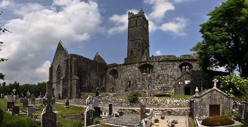 Irlande - Quin Friary