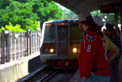 Rock the Red Line