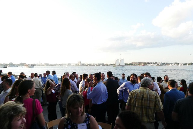 EBC 25th Annual Summer Garden Party @ Exchange Conference Center | Boston | Massachusetts | United States