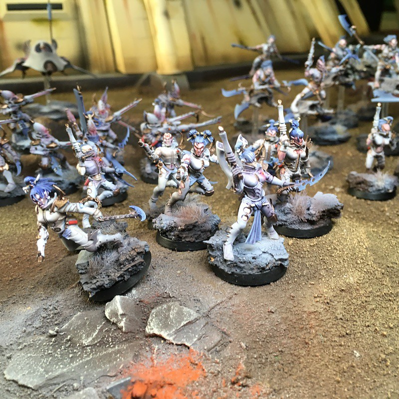 Medal of Colors Indomitus Crusade Armies-15