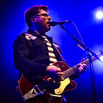 Wed, 15/08/2018 - 8:34am - Longtime faves The Decemberists close out the 2018 BRIC Celebrate Brooklyn! Festival, 8/14/18. Photo by Gus Philippas/WFUV