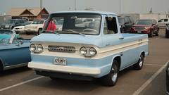 1962 Chevrolet Corvair 95 Rampside Pick-Up