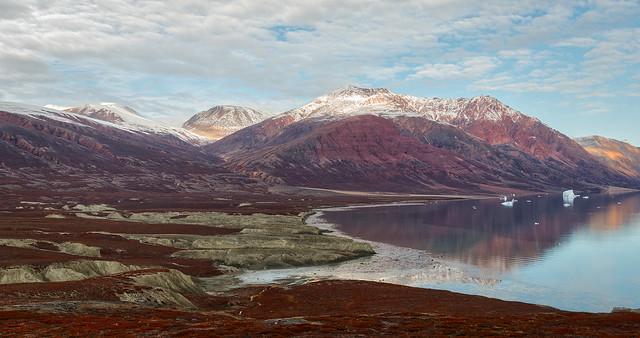 Greenland in Autumn
