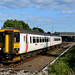 156418 2P31 Great Yarmouth - Norwich departs Yarmouth