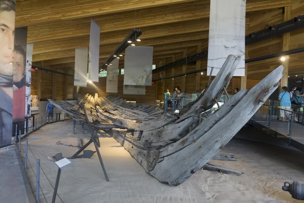 The HMS Tecumseh