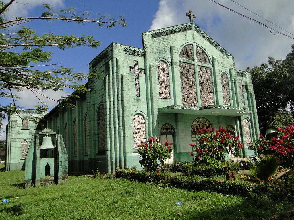 Igreja matriz de Belterra completa 75 anos de criação; frei Severino foi o 1º vigário