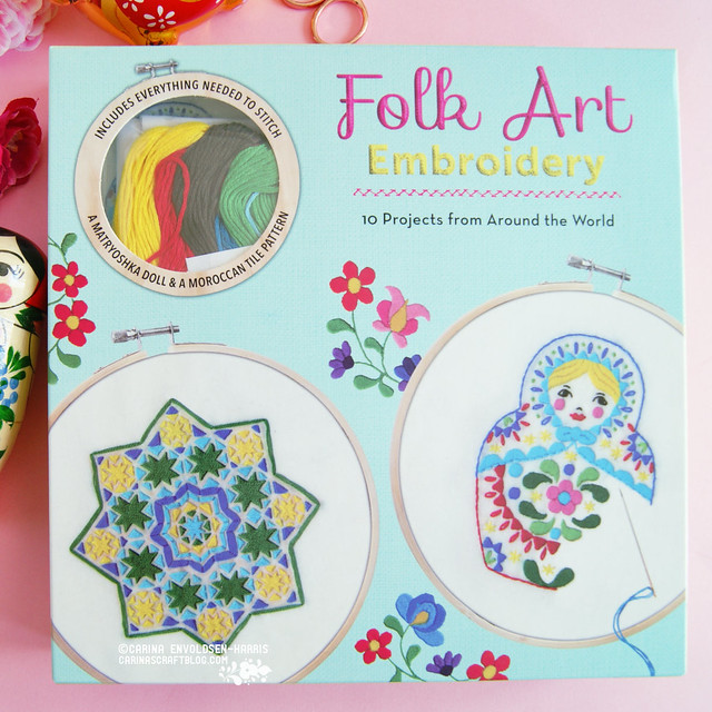 Folk Art Embroidery book