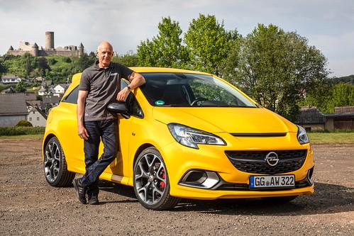 Neuer Opel Corsa GSi