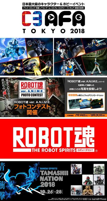 C3 AFA -Tokyo 2018 - Event Gundam