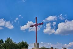 The Croix de saint privat - Photo of Saint-Bauzile